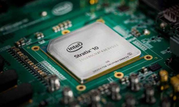 Project Brainwave: Intel FPGAs Accelerate Microsoft's AI Hardware