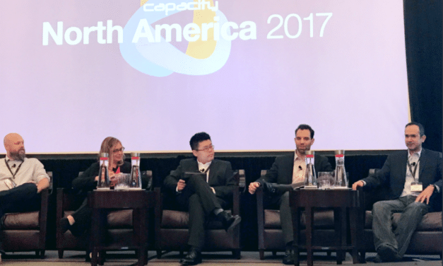 """Review of Capacity North America <br> Denver, Colorado, September 6-7, 2017 <br> <p style=""""font-size:16px""""> By Data Center POST"""