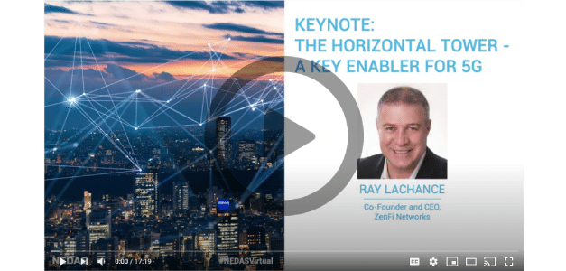 Shared Infrastructure and 5G: Empowering a Converged Network Revolution