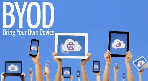 Six Best Practices for Secure BYOD/PC