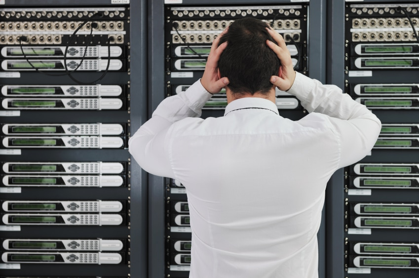 The Three Pitfalls of Enterprise Data Backup