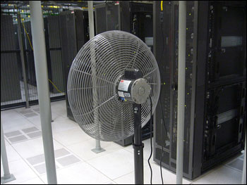 Hot Spots and Meat Lockers: Understanding the Challenges of Cooling a Data Center