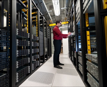 Innovative Workplace IoT Software for the Data Center