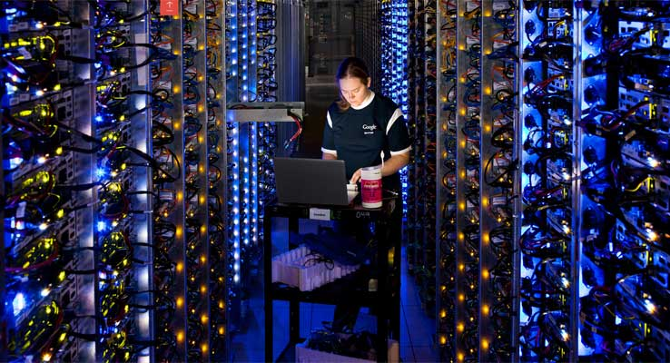 As Cloud Wars Intensify, Google Adds More Data Centers