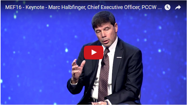 MEF16 Q&A: Marc Halbfinger, CEO, PCCW Global – Delivering Third Network Service Innovation Requires Broad Collaboration, Deep Organizational Change