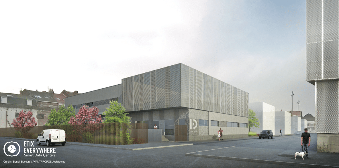 Northern France is Becoming a Hotspot for European Data Center Development