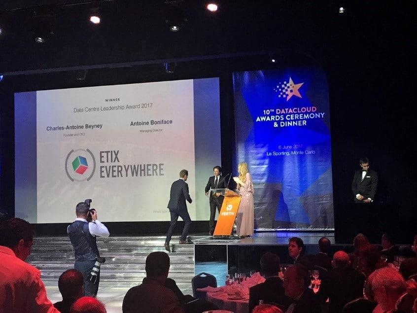 DataCloud Announces Annual Data Center Leadership Award Winner