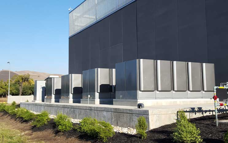 Bloom's Breakthrough Moment? Equinix to Install 40 MW of Fuel Cells