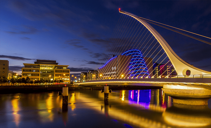 Ireland Emerges as Champion in Data Center Facilities