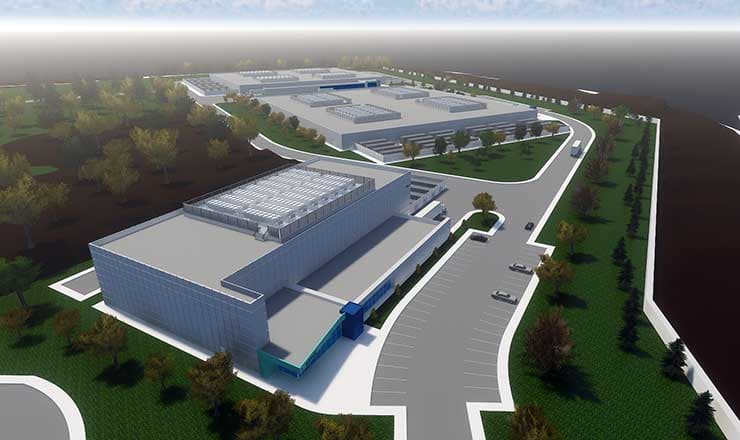 Vantage Plans $1 Billion Northern Virginia Data Center Campus