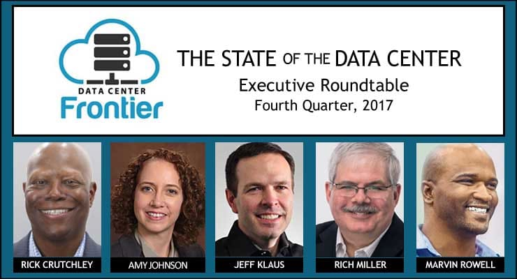 Executive Roundtable: Supply, Demand & Risk Amid the Cloud Boom