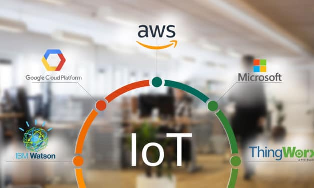 Top 5 Internet of Things Application Development Platforms by Saroj Kumar