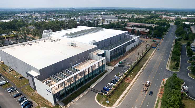 GDS Deal May Help CyrusOne Build Data Centers Faster