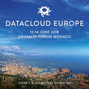 Datacloud Europe 2018