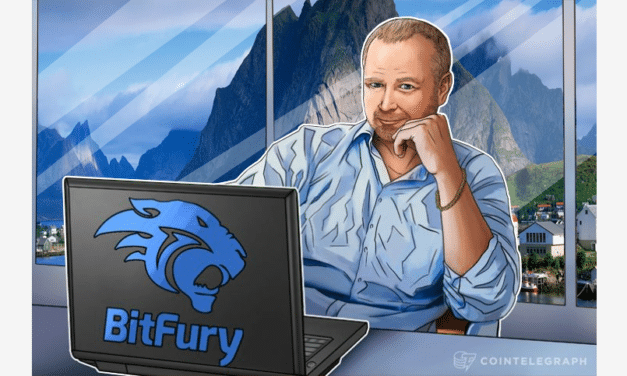 Blockchain Tech Provider Bitfury Gains Government Approval For $35 Million Norway Datacenter