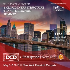 DCD Enterprise 2018