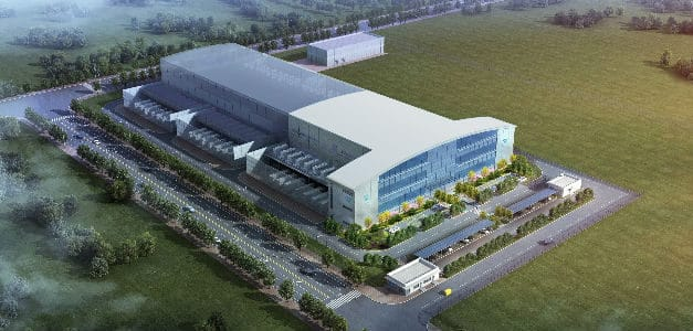 Five Reasons to Establish a Data Centre in China
