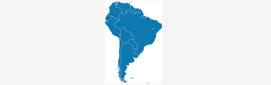 Supplying Transcontinental Connectivity and Localized Content Delivery to South America