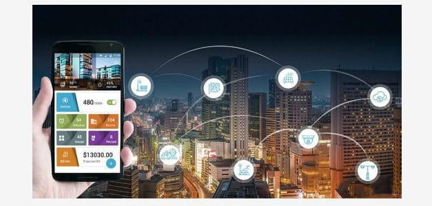 How IoT Is Building the Smart Solutions of Tomorrow