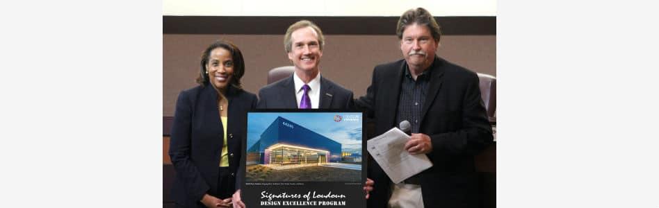 RagingWire's Ashburn VA3 Data Center Wins Prestigious Award for Excellence in Building Design
