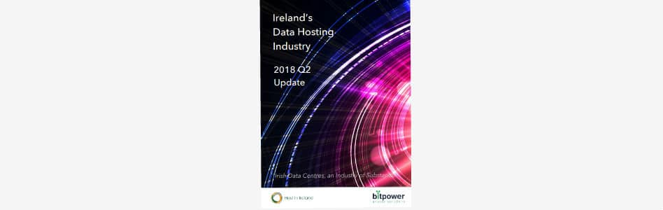 Data Hosting Becomes Pillar Attraction for Irish Foreign Direct Investment