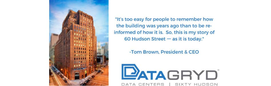Space, Power, Connectivity at 60 Hudson Street – Affordable and Accessible