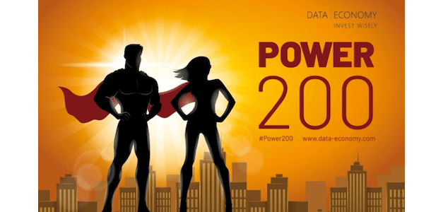 Spotlight on Data Economy's 'Power 200' Leaders