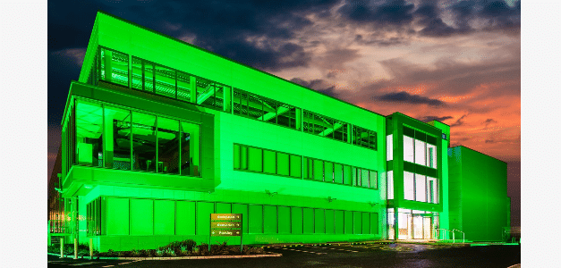 How Data Centers are Pioneering Green Technology