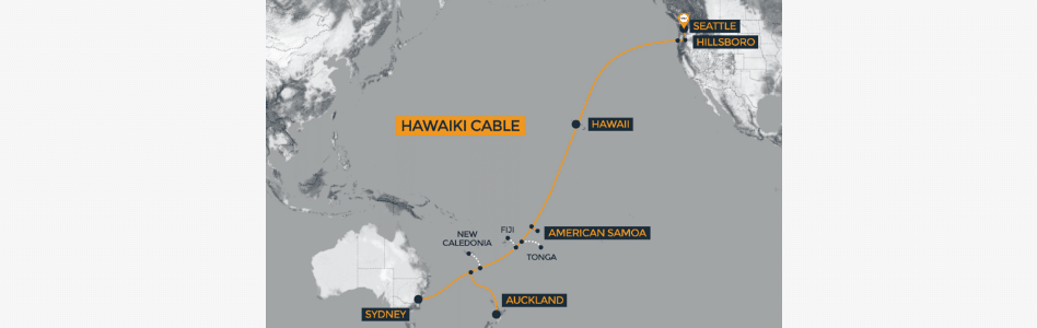 Hawaiki Broadens its Network in the US with a New PoP in Seattle