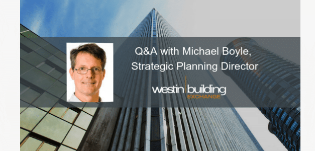 Data Centers and Disruption: Westin Building Exchange's Michael Boyle Discusses the Industry's New Horizons