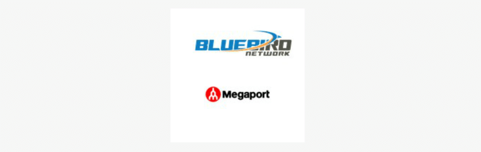 Bluebird Network Partners with Global Connectivity Provider Megaport