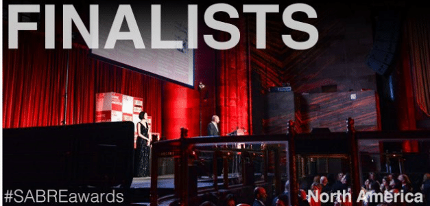 iMiller Public Relations a Finalist at the 2019 SABRE Awards North America