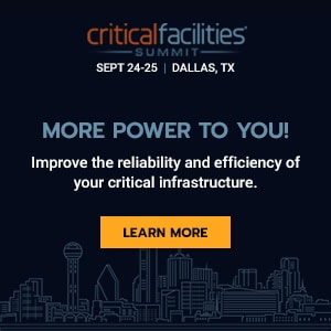 Critical Facilities Summit 2019