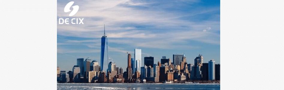 DE-CIX New York Celebrates its 5th Anniversary