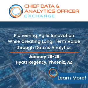 The Chief Data & Analytics Officer Exchange