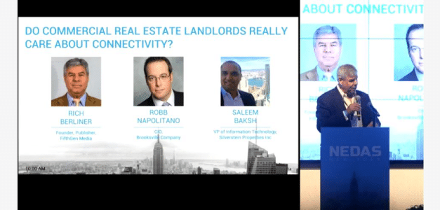 The NEDAS NYC Summit Explores the Relationship Between Real Estate and Connectivity