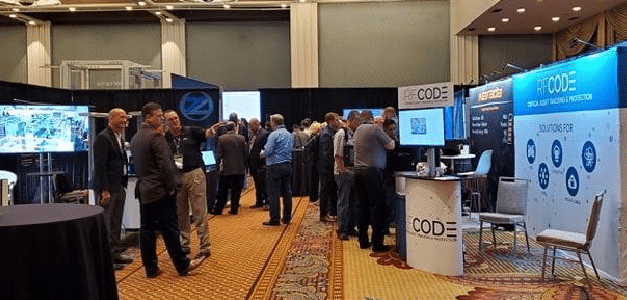 The 2019 DatacenterDynamics Conference didn't disappoint, bringing high-tech to the forefront!