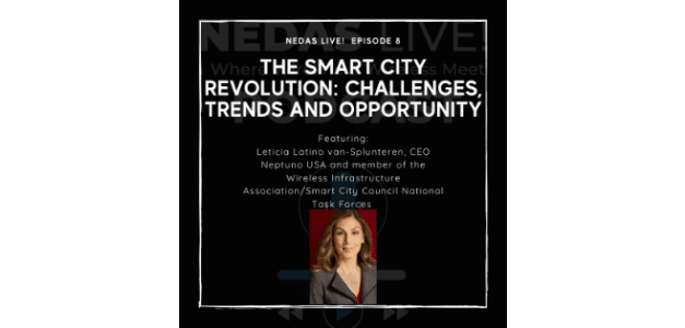 NEDAS Live! Assesses Smart City Opportunities and Gender Equality: What Does the Future Look Like and How do we Get There?