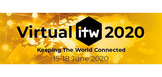 Virtual ITW 2020 Delivers Networking Opportunities, Thought Leadership Presentations and More, Supporting Convergence, Collaboration and Connectivity
