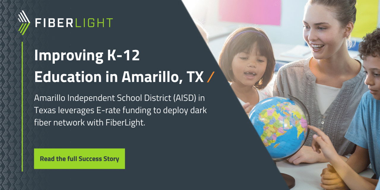 FiberLight Partners with AISD to Deliver Dark Fiber that Empowers K-12 Education