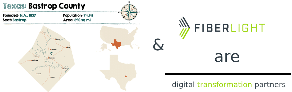 FiberLight and the City of Bastrop, TX, Partner to Empower Enhanced Resident Service and Economic Growth