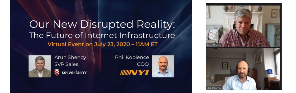 How the New Disrupted Reality Is Highlighting The Importance of Critical Infrastructure