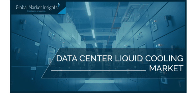 Data Center Liquid Cooling Market Worth Over $3bn by 2026