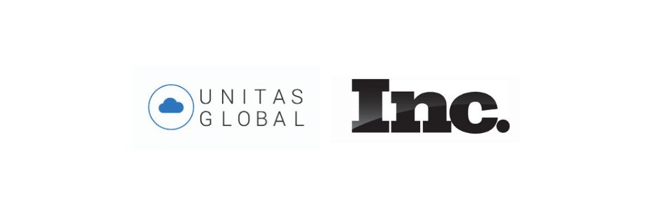 Unitas Global Achieves Inc. 5000 Recognition for a Fourth Consecutive Year