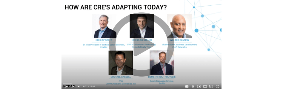 How are CRE's Adapting Today