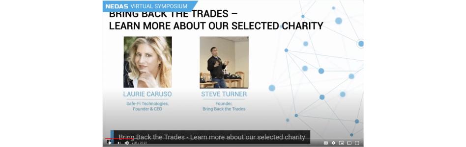 The NEDAS Virtual Symposium Charity: Bring Back the Trades