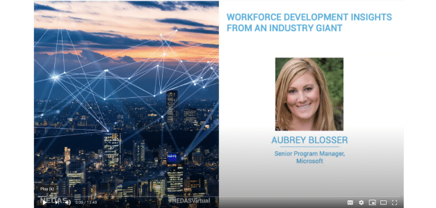 NEDAS Presents: Workforce Development Insights from an Industry Giant