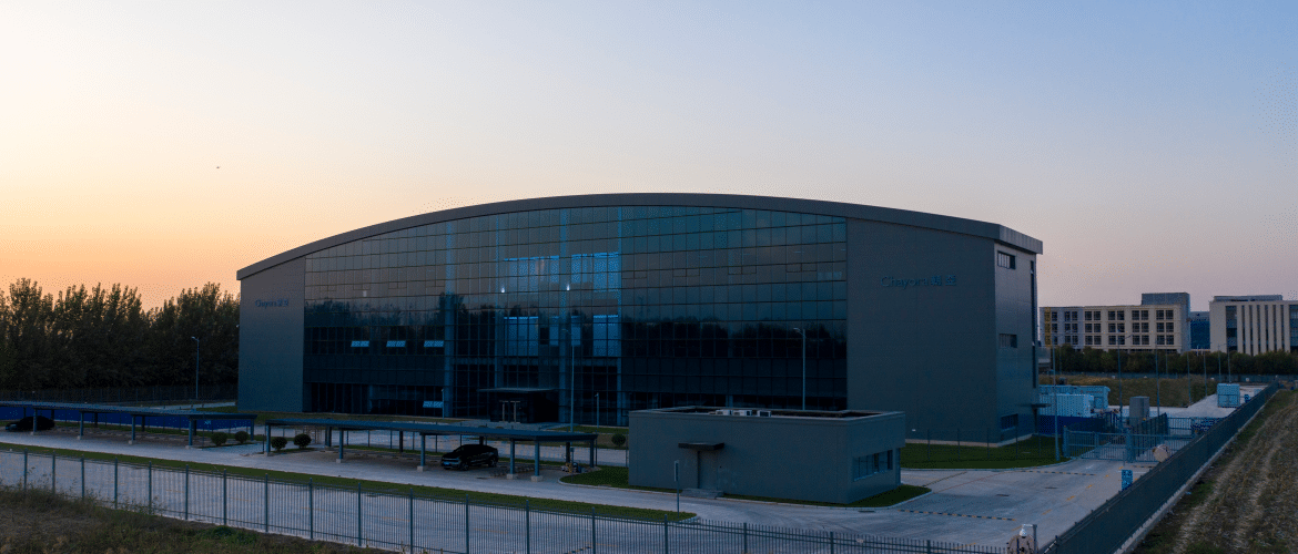 Chayora Launches Live Operations in Data Centre TJ1 on Its 'China-Scale' Campus Serving Greater Beijing