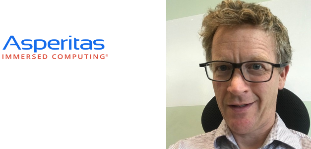 Asperitas Appoints New Research and Development Director