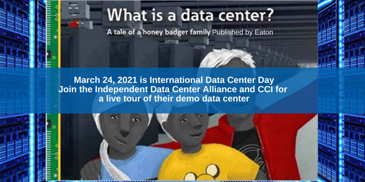 Teach Your Children Well International Data Center Day Focuses On Entertaining, Educating Kids Of All Ages